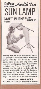 Strange and Bizarre Vintage Products (47 photos) 37