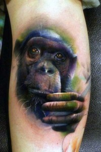 25 Hyper Realistic Tattoos (25 photos) 10