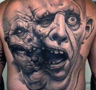 25 Hyper Realistic Tattoos (25 photos)