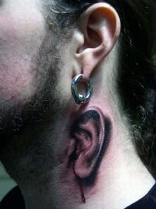 25 Hyper Realistic Tattoos (25 photos) 19