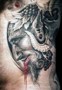25 Hyper Realistic Tattoos (25 photos) 25