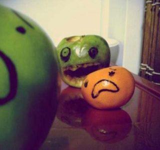 Fruit Humour (16 photos)