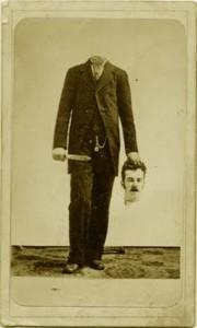 Portraits of Headless People (13 photos) 11