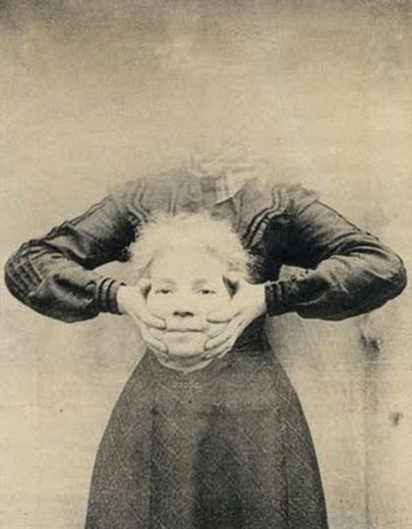 headless portraits 13 pictures