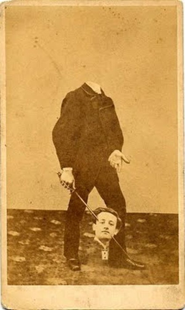 headless portraits 15 pictures