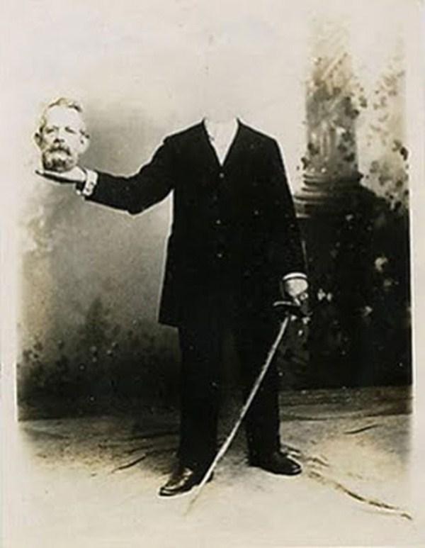 headless portraits 7 pictures