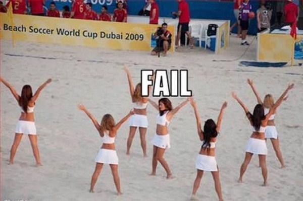 model fails (1)