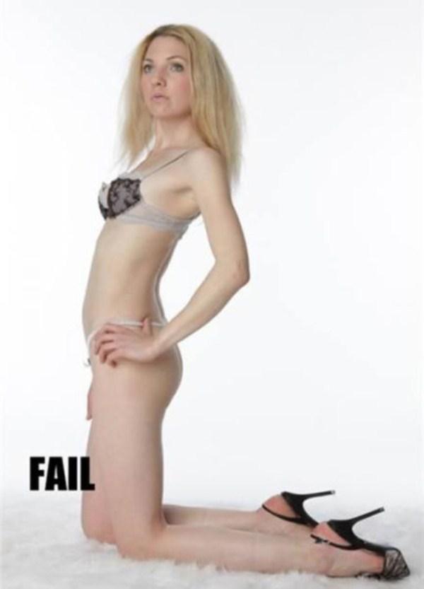 model fails (43)