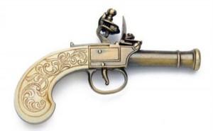 Antique Guns Designed for Women (25 photos) 12