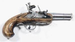 Antique Guns Designed for Women (25 photos) 14
