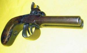 Antique Guns Designed for Women (25 photos) 16