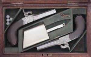Antique Guns Designed for Women (25 photos) 22