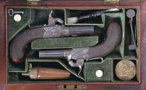 Antique Guns Designed for Women (25 photos) 23