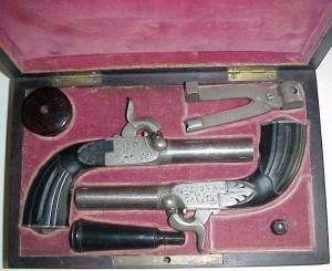 Antique Guns Designed for Women (25 photos) 7