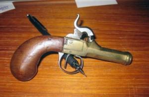 Antique Guns Designed for Women (25 photos) 8