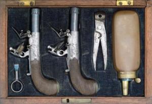 Antique Guns Designed for Women (25 photos) 9