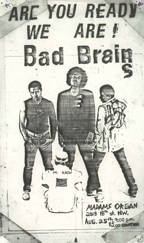 old punk flyers  (10)