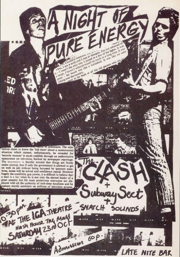 old punk flyers  (16)