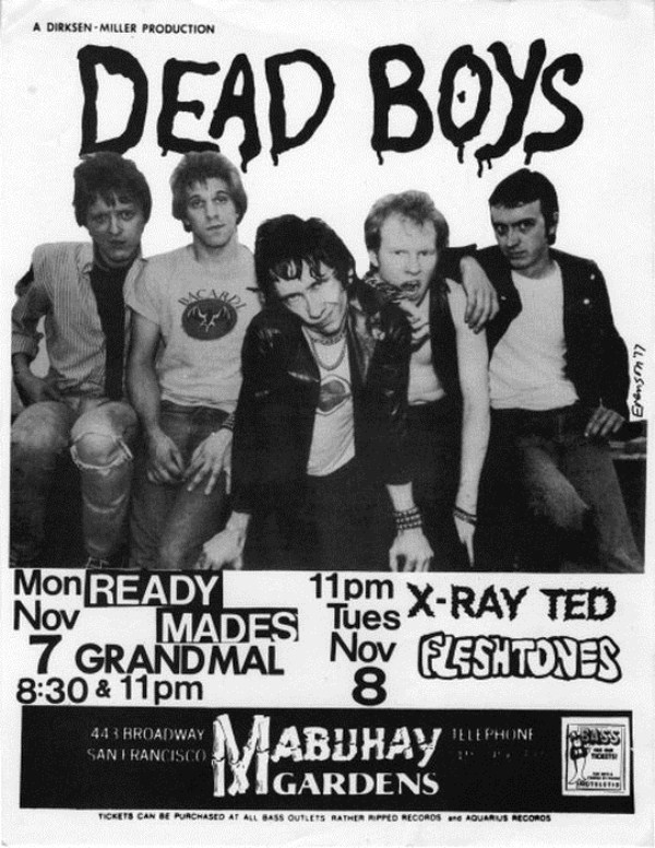 old punk flyers  (23)