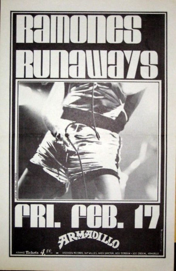 old punk flyers  (3)