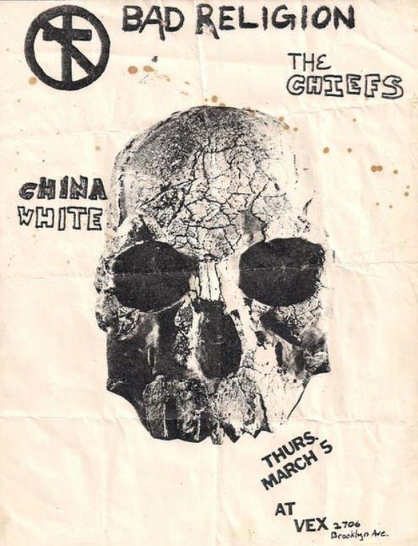 old punk flyers  (33)