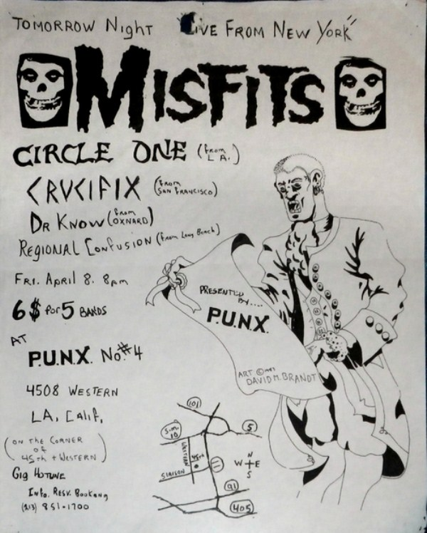 old punk flyers  (36)