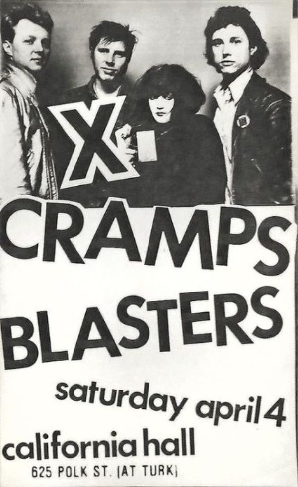 old punk flyers  (4)