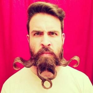The Guy with an Incredible Beard (22 photos) 5