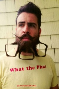 The Guy with an Incredible Beard (22 photos) 22