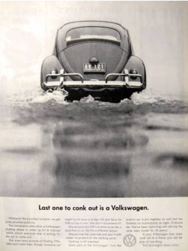 volkswagen ads from the past (2)