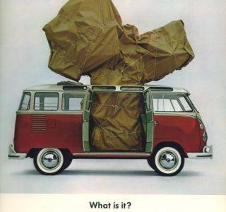 Vintage Volkswagen Ads (50 photos)