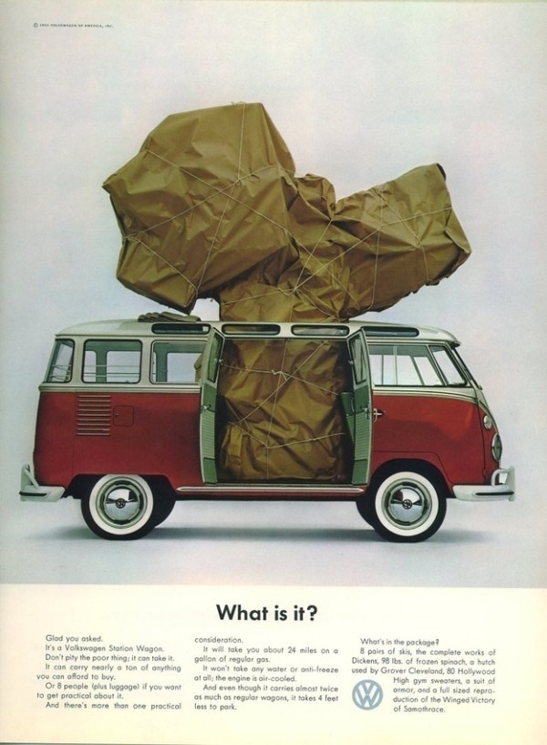 Vintage Volkswagen Ads (50 photos) 23
