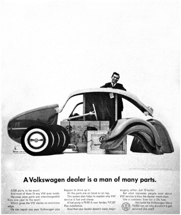 volkswagen ads from the past (3)