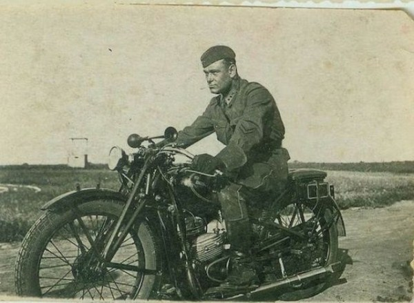 ww2 motorcycle in forest (8)