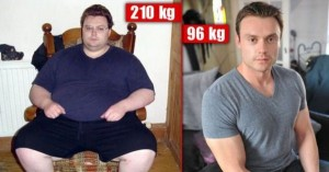 Transformation Of A Suicidal Obese Man To 'Mr Muscle' (11 photos) 10