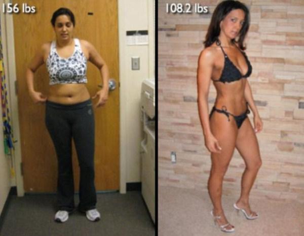 Stunning Body Transformations (55 photos) 16