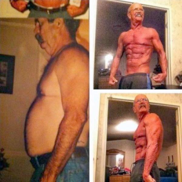 Supercool Grandpa (19 photos) 19