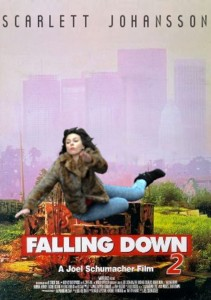 Scarlett Johansson Falling Down (30 photos) 22
