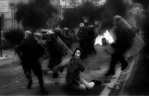 Scarlett Johansson Falling Down (30 photos) 26