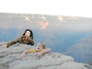 Scarlett Johansson Falling Down (30 photos) 9