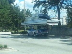 Moving Stuff That Isn't Supposed To Fit (28 photos) 14
