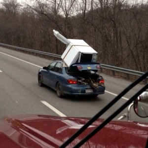 Moving Stuff That Isn't Supposed To Fit (28 photos) 20