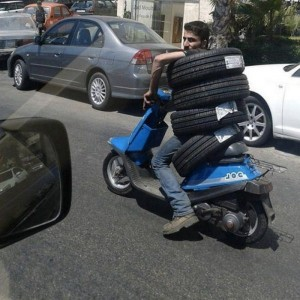 Moving Stuff That Isn't Supposed To Fit (28 photos) 22