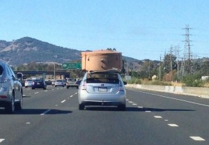 Moving Stuff That Isn't Supposed To Fit (28 photos) 25