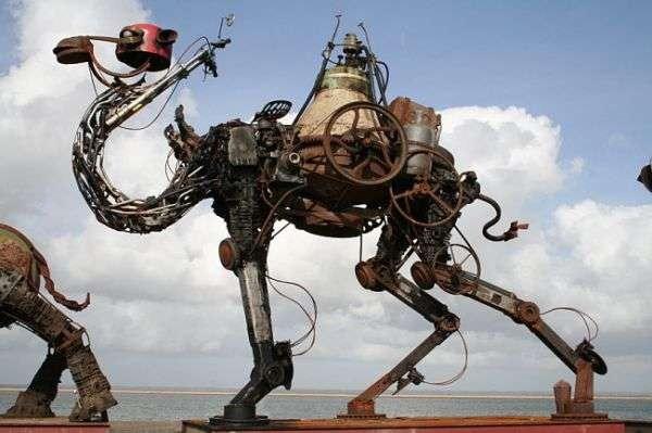 Scrap-Metal-sculptures (1)