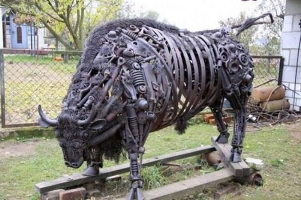 Scrap-Metal-sculptures (10)