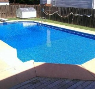Homemade Inground Pool (38 photos)