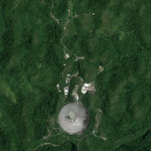 World's Largest Radio Telescope (23 photos) 1