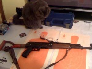 AK-47 Made out of a Shovel (49 photos) 3