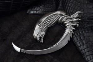 Alien Knife (7 photos) 7
